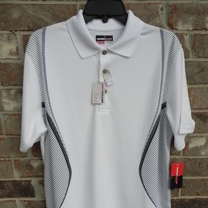 NWT Men's Grand Slam Golf Shirt Size M